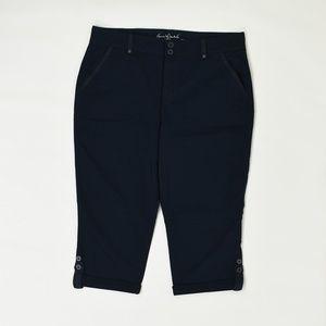 Gloria Vanderbild Regular  Blue 14  Capri Cotton S